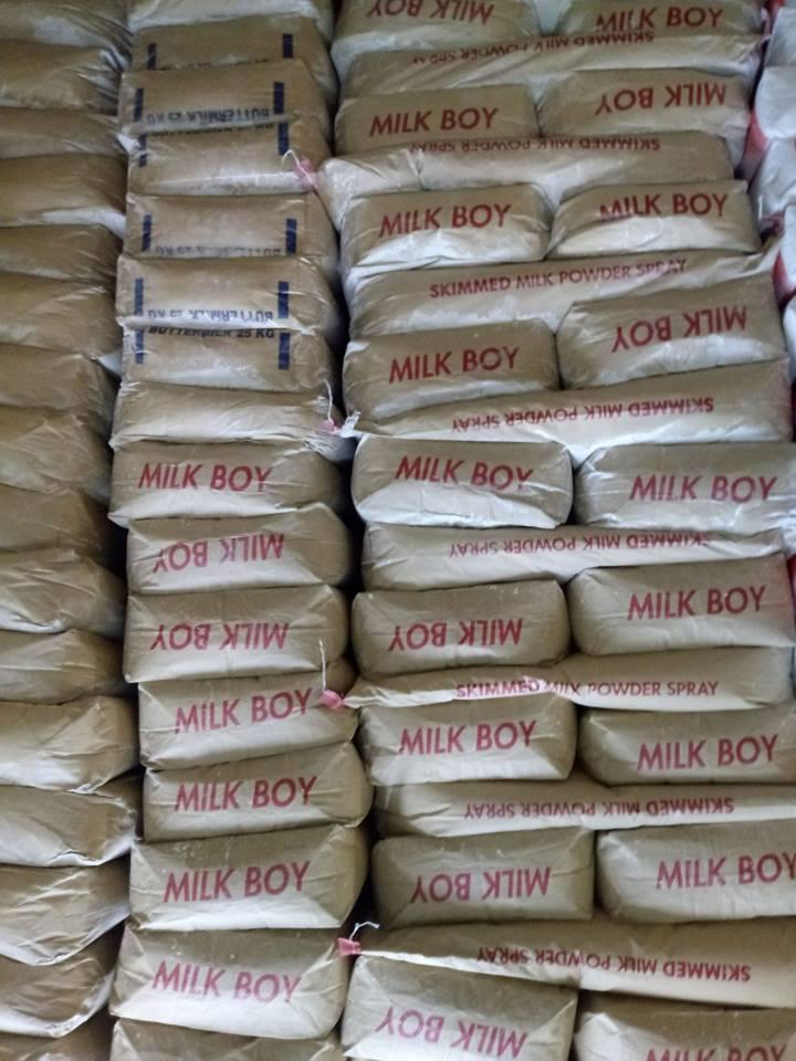 Full Cream-Skimmed Milk Powder,
